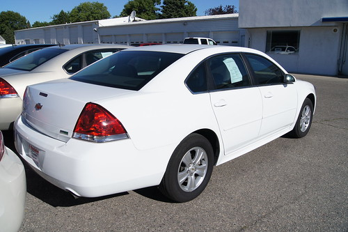 2012 Chevrolet Impala Photo