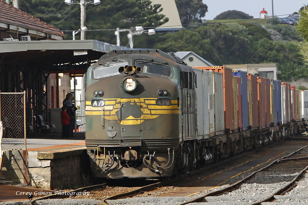 Warrnambool Freight A79 by Corey Gibson