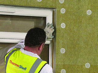 Knauf-Insulation-ThermoShell-EWI-Installation | by Knauf Insulation
