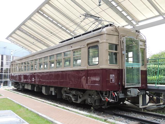 東武5700系モハ5701 東武博物館 (2)