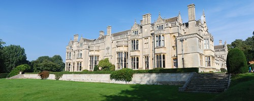 Rushton Hall | by paul cripps