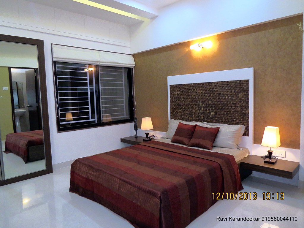 Master Bedroom Visit 2 Bhk Show Flat Of Venkatesh Lake L Flickr
