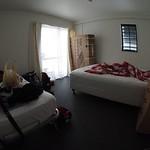 So, 29.12.13 - 16:19 - Zimmer im Brown Kiwi, Ponsonby, Auckland