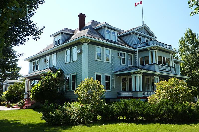 Quilchena Hotel, Quilchena, Nicola Valley, Thompson Okanagan, British Columbia