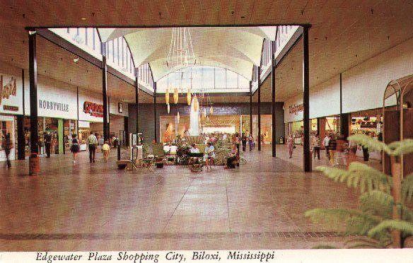 Shopping In Biloxi Ms >> Edgewater Mall 1963 Edgewater Mall Biloxi Ms 1963 Jim