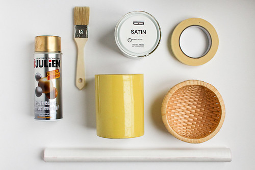 DIY Petits rangements de salle de bain   by Morning by Foley