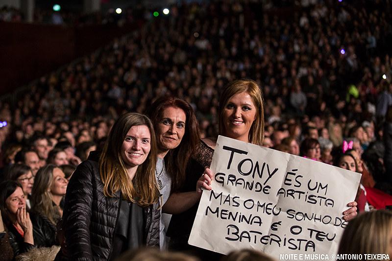 Tony Carreira - Multiusos de Guimarães '17