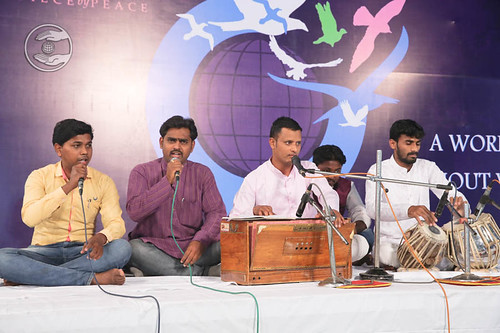 Devotional song by Sandeep Wadkar and Saathi from Kolhapur