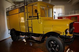1922-1927 - Bergmann BEM 2500 Paketzustellwagen _b