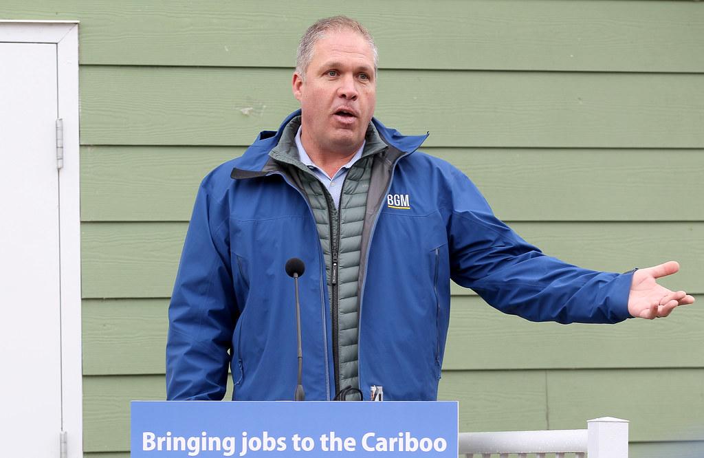 Restart of Bonanza Ledge mine brings jobs to the Cariboo