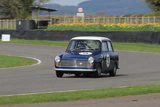 1962 Austin A40 #5 318 YUP