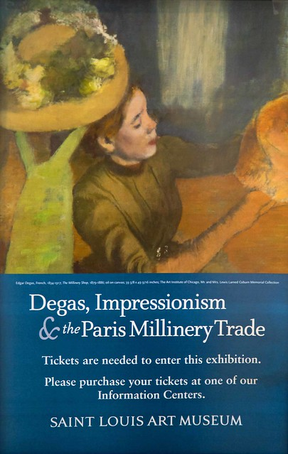 0002 Degas Impressionism And The Millinery Trade (STL)