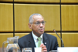 Press briefing on NASA Asteroid Initiative with Charles Bolden