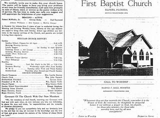 Elfers Methodist Church (former) | by ghs1922