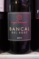 Bancal de Bosc 2011