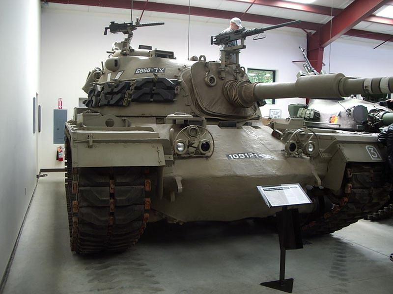 M48A4 Magach 3 (5)