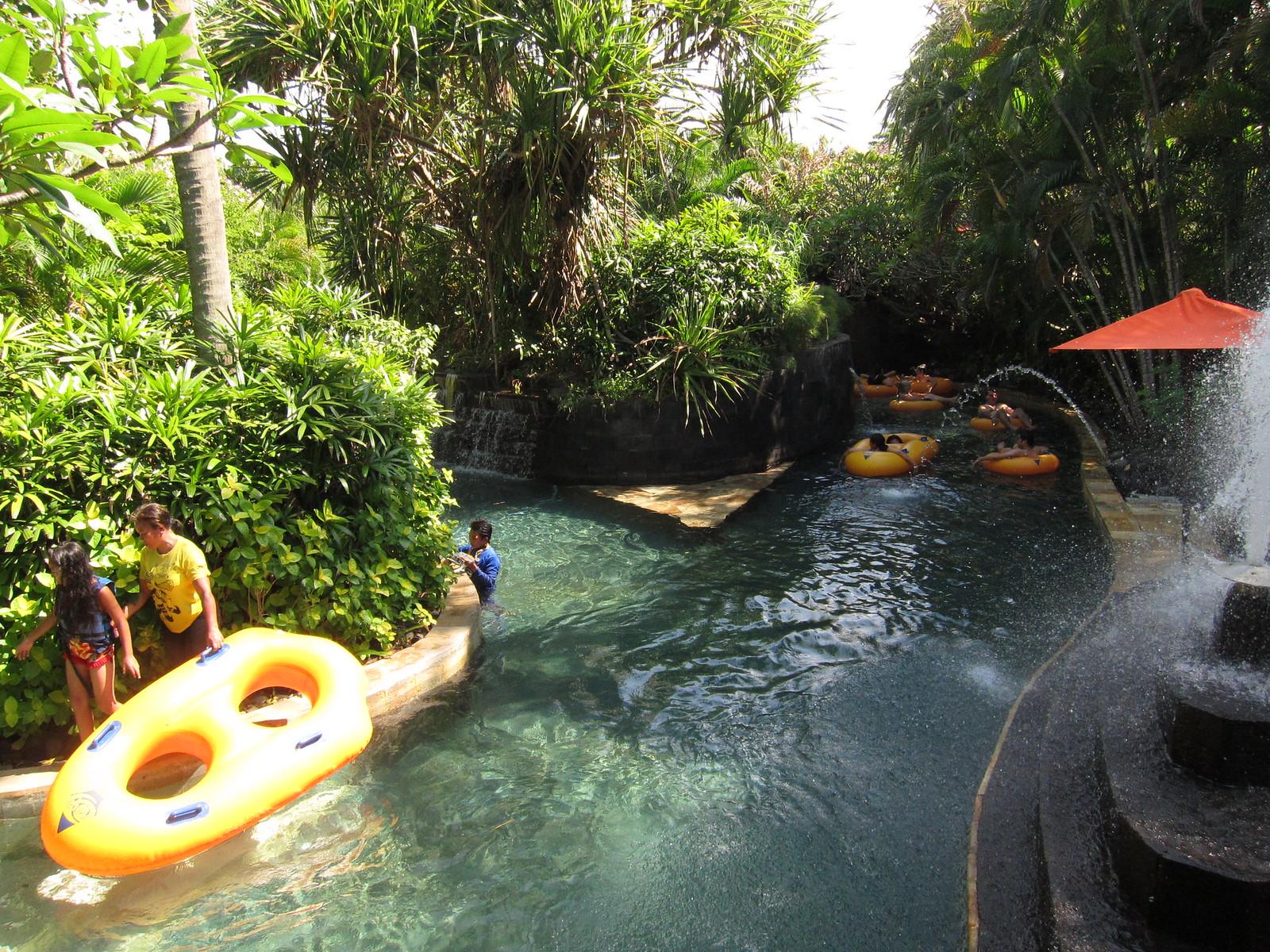 Bali Waterbom Park, Kuta
