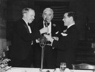 W.C. Fields, Mack Sennett and Frank Capra | by W.C. Fields