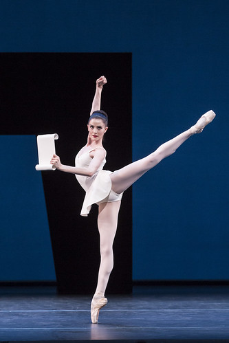 Olivia Cowley in Apollo, The Royal Ballet © ROH/Johan Persson, 2013 | by Royal Opera House Covent Garden