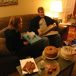Cakes and presents
