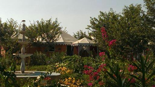 Tents of Achrol bagh