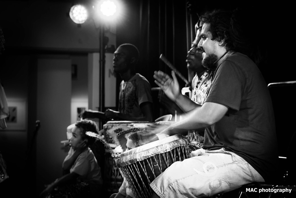 African dance show Casula NSW