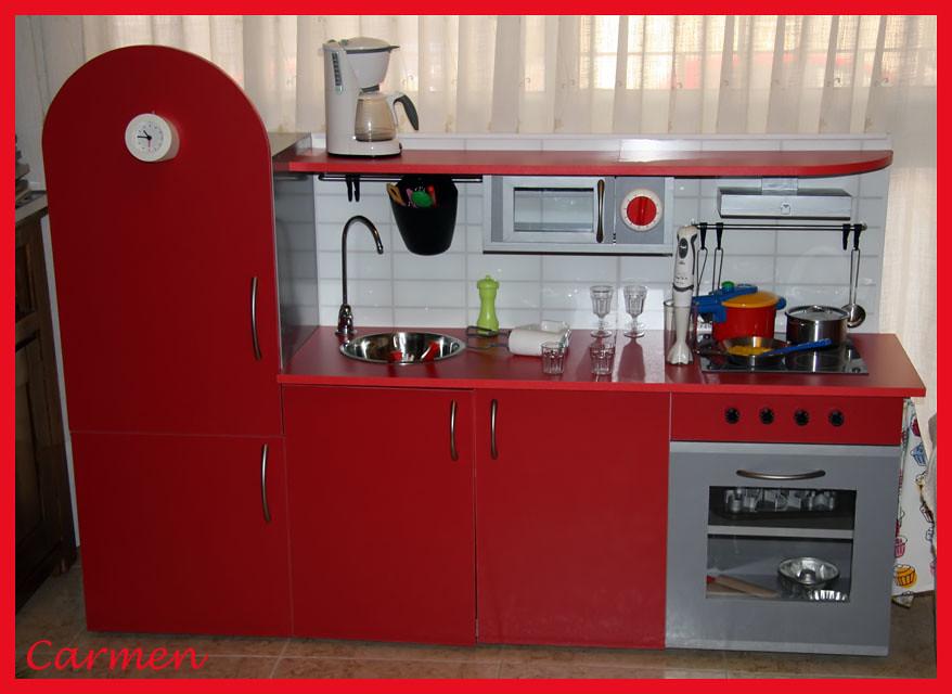 ... Cocina Juguete Madera 4 | By Puestoma2tazas