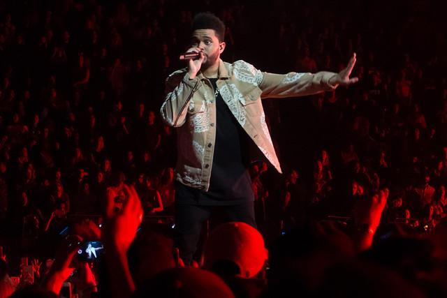 The Weeknd : Starboy, Legend Of The Fall Tour - AccorHotels Arena, Paris (2017)