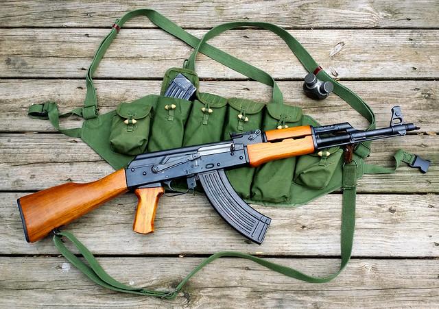 Chinese Type 56 AK-47