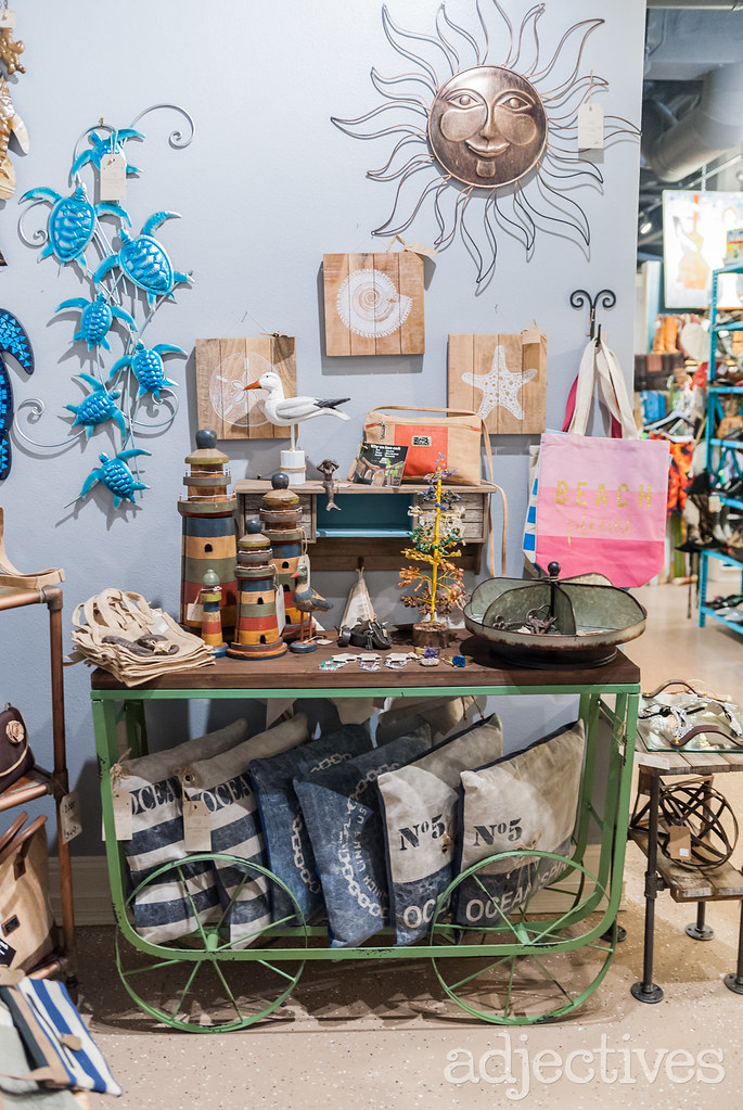 Adjectives Featured Finds in Winter Park by Sprinkles Gifts