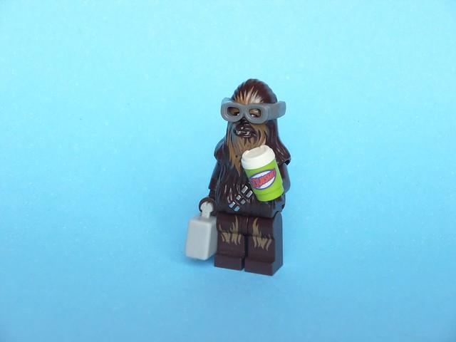Nerdy Wookie