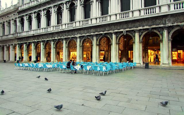 Venezia, aperitivo al Florian ...