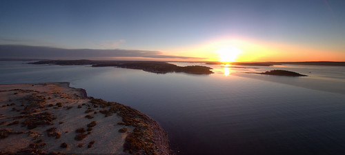 sletter larkollen rygge østfold norge norway teibern danmark oslofjorden oslofjord dji phantom multicopter palmquist sunrise landscape seascape sun water fjord morning