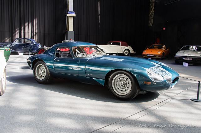 Jaguar E-Type Low Drag Coupé - 1965