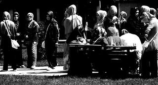Albanian Girls #dailyshoot #Albania #Monochrome
