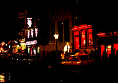 Amsterdam Netherlands Holland Red-Light District Theatre Casa Rosso July 1995 054