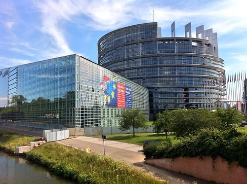 El Parlamento de Estrasburgo   by santifisas