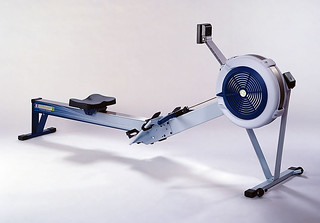 Concept 2 Rower | by Blokelyx