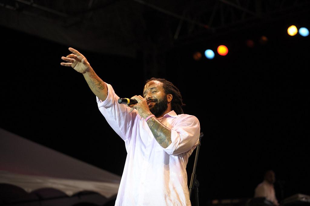 Ky-Mani Marley | Ky-Mani Marley is a Jamaican reggae and ...