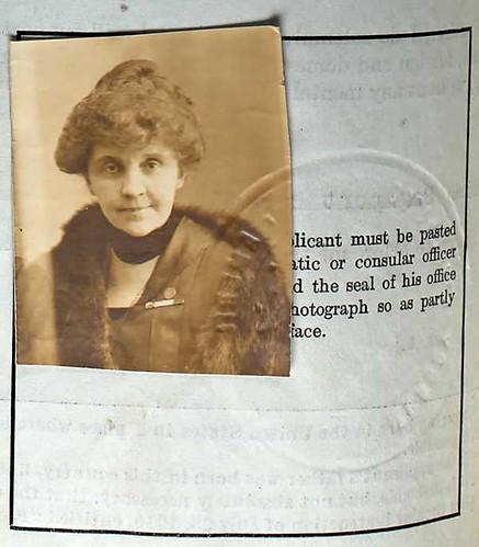 Winifred Holt 1919