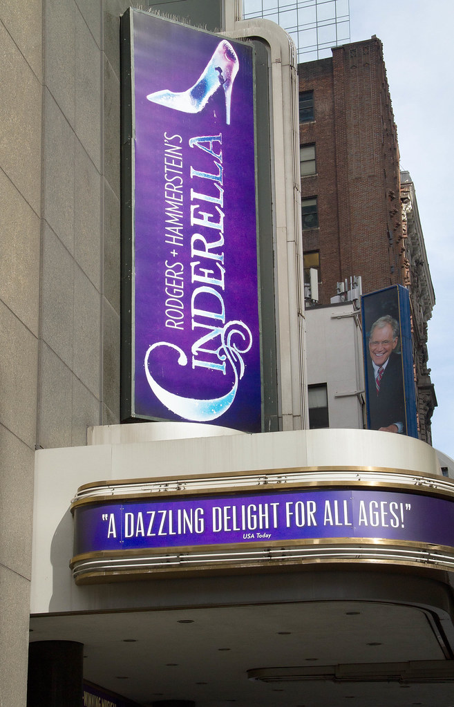 Cinderella at Broadway Theatre