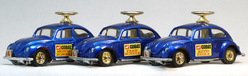 Corgi VWs Driving School