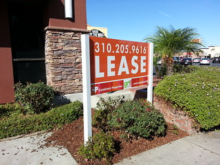 Combined LEASE sign | by MrBigCity