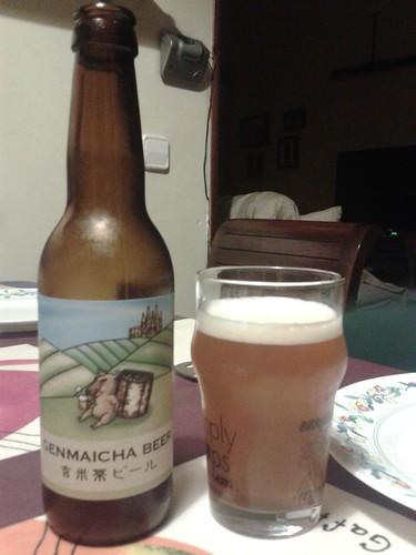 Genmaicha Beer   by pep_tf