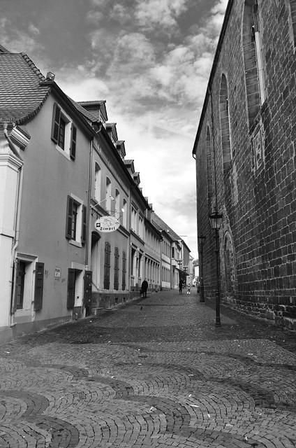Side Street, Kaiserslautern Germany