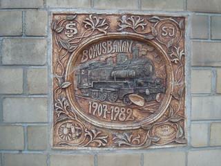 Uddevalla train station