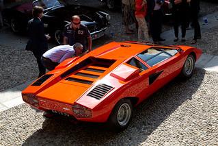 Marcello Gandini - Lamborghini Countach