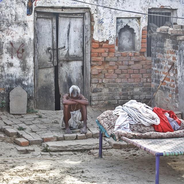 The luxury of despair ~ India