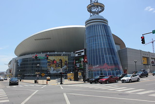 Bridgestone Arena, Nashville, TN | by TexasExplorer98
