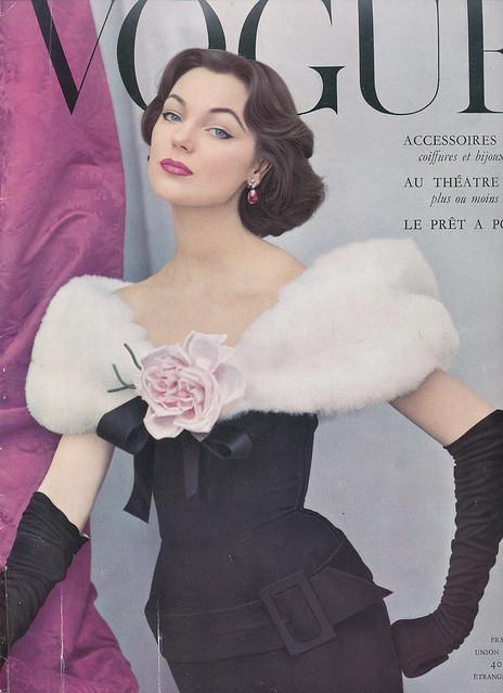 Paris Vogue ,November 1953